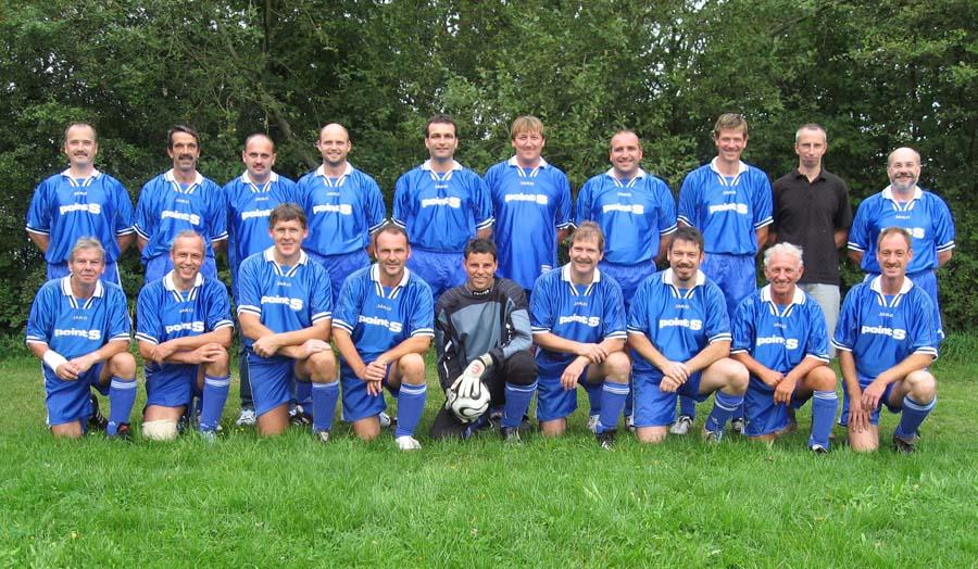 Die Alten Herren am 16. September 2006