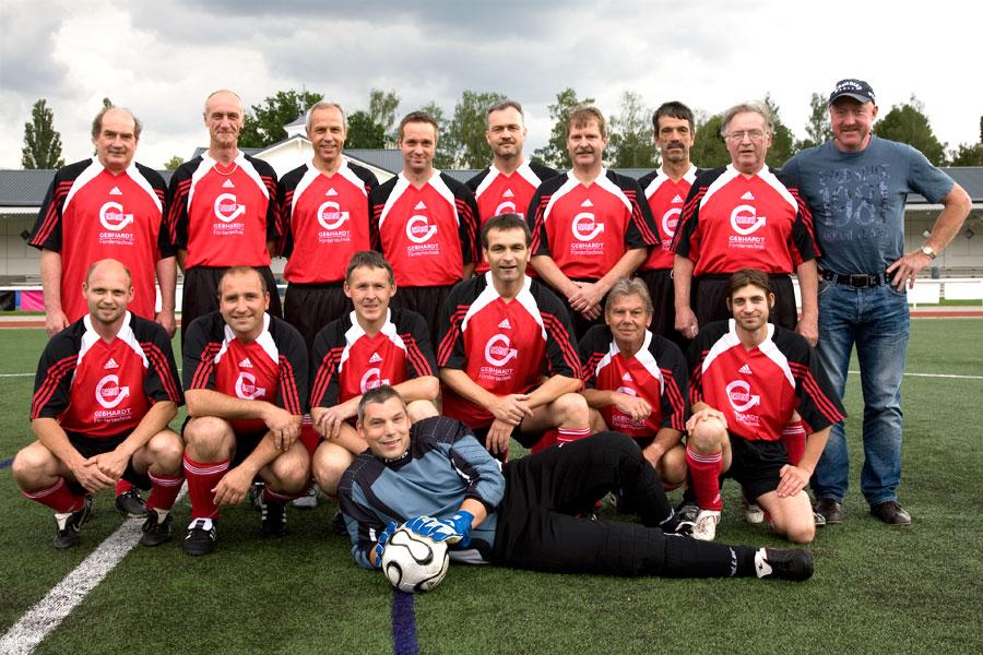 Die Alten Herren am 20. Juni 2009
