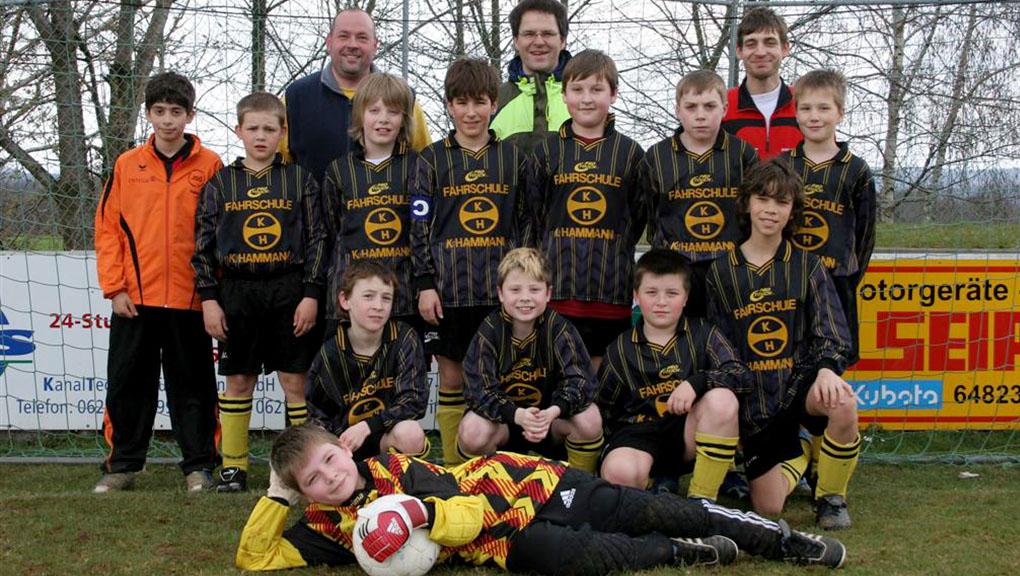 E1-Jugend: JSG – SV Gammelsbach 12:0