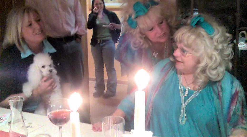 Die Jacob Sisters zu Gast am Tisch der SG