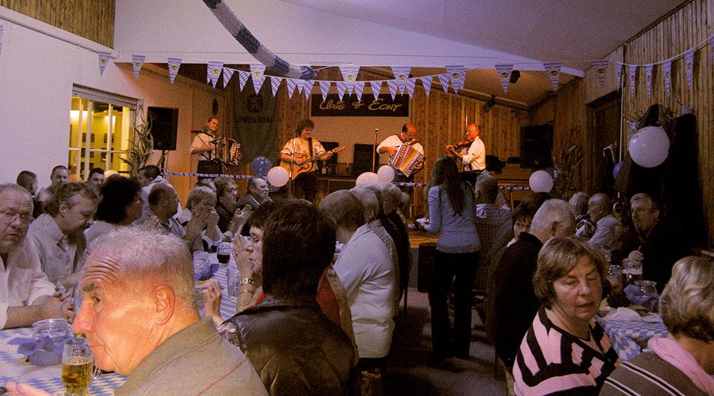 Bilder vom Oktoberfest 2008