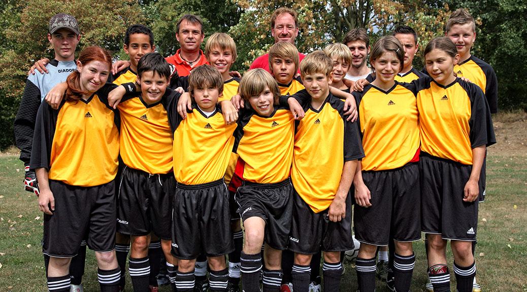 C-Junioren – TSV Neustadt 9:1