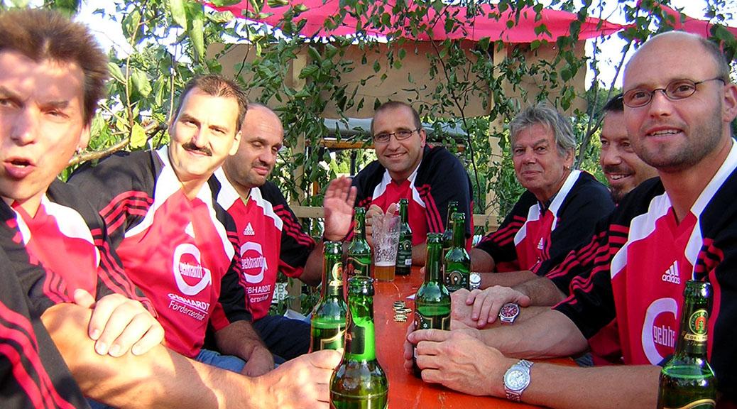 SG nimmt am Kerbumzug in Nieder-Kainsbach teil