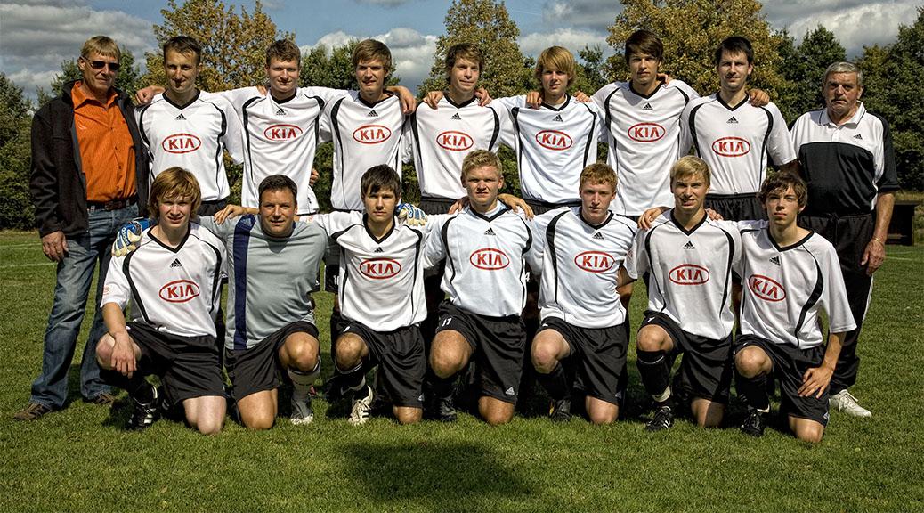 Das Team der SG in der Saison 2009/2010