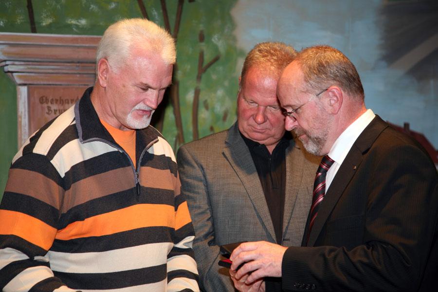 Willi Gross am 29. Oktober 2009