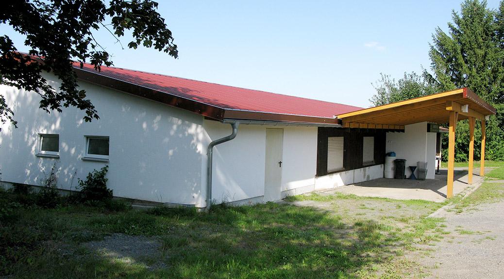Sanierung des Vereinsheims ist abgeschlossen