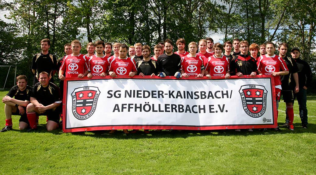 SG Nieder-Kainsbach steigt in die A-Liga auf