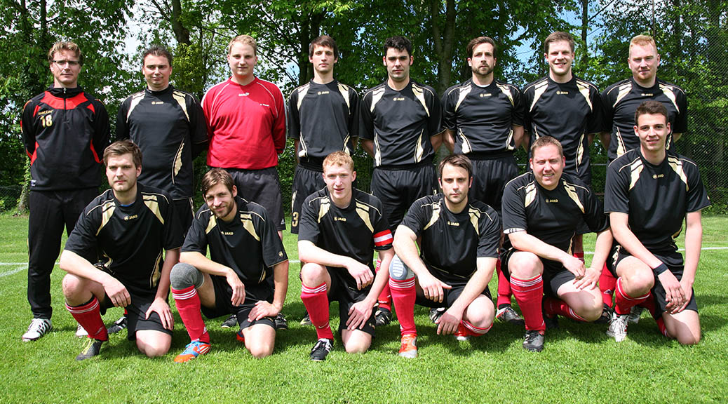 SG II ist Meister der D-Liga Odenwald