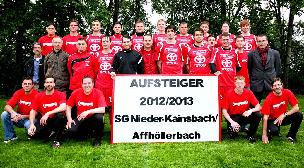 Statistik Saison 2012/2013