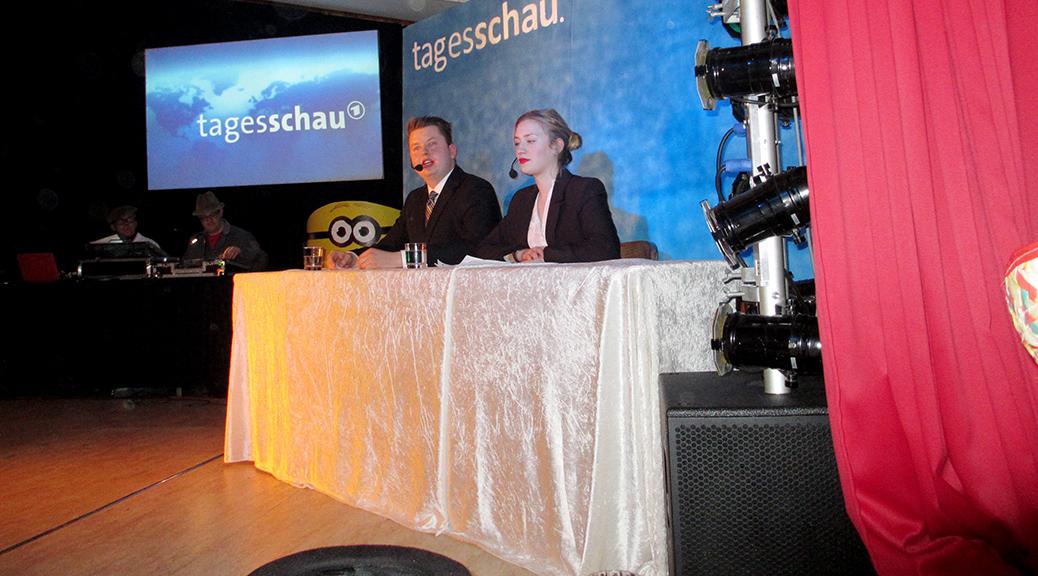 """Koischboch Helau, Koischboch Helau, Koischboch Saugut"""