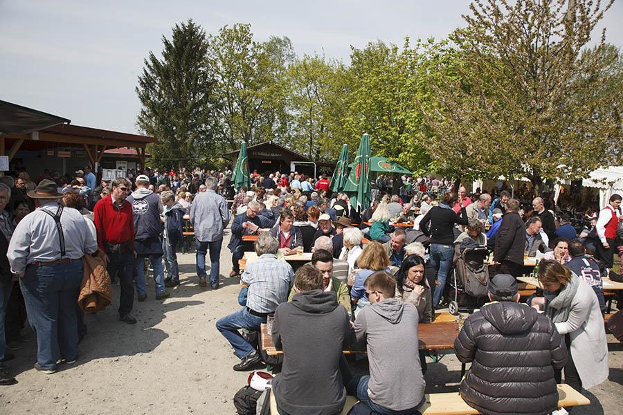 Grillfest und Oldtimer-Festival 2016
