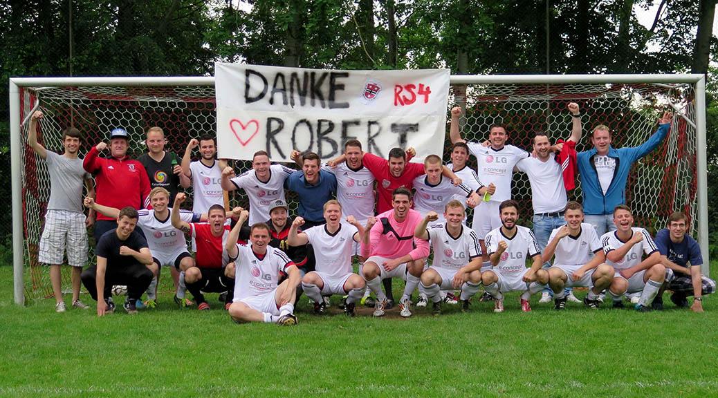 Robert Schwarzkamp verlässt nach fünf Jahren die SG