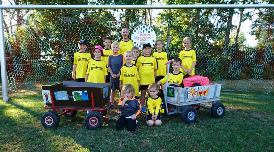 SG bildet Jugendspielgemeinschaft mit der SSV Brensbach