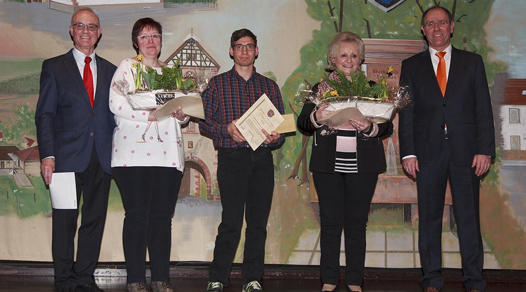 Angelo Reeg erhält Verdienstmedaille der Gemeinde Brensbach