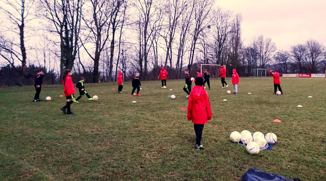 SG-Jugend eröffnet die Saison