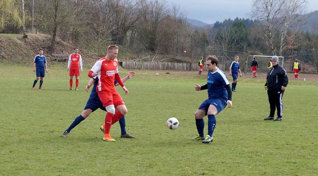 SG II – FC Finkenbachtal II 1:2 (0:0)