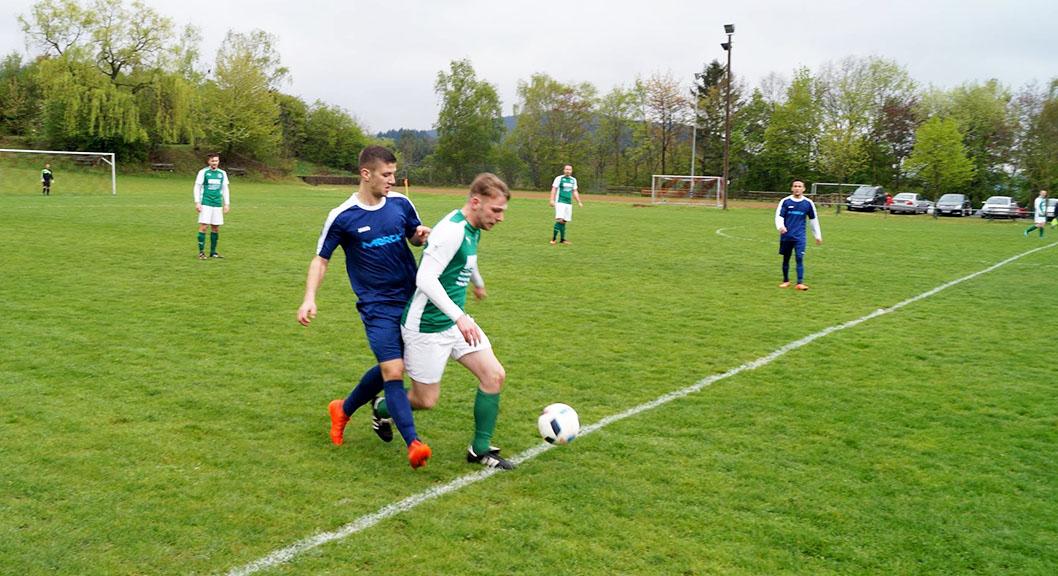 SG II – KSG Rai-Breitenbach II 1:3 (1:0)