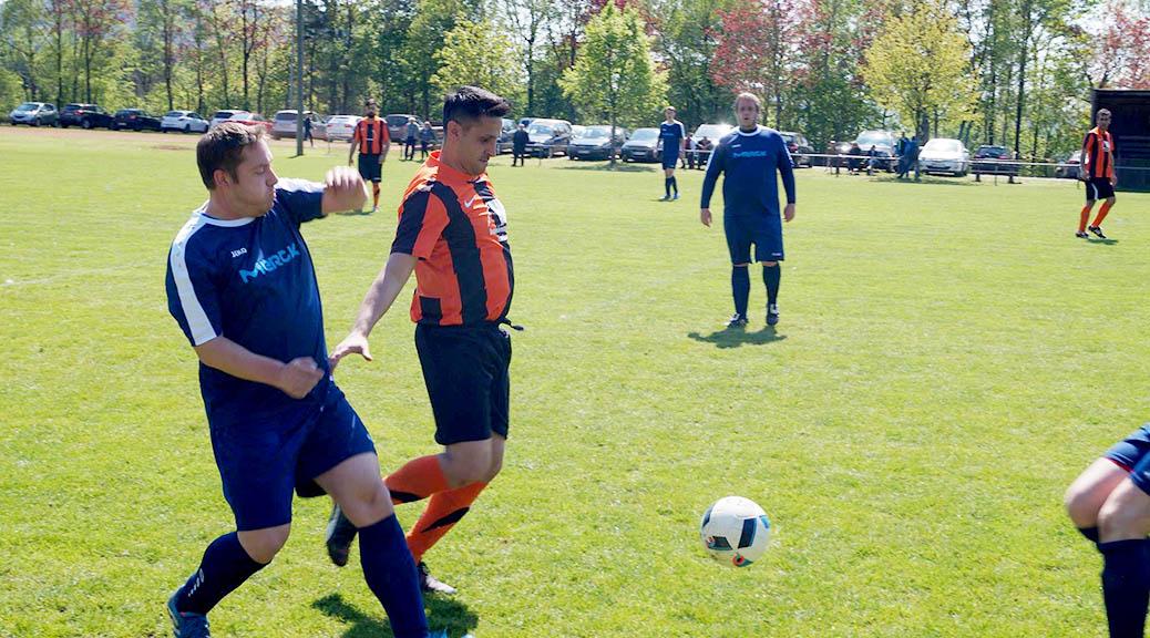 SG II – Türkspor Beerfelden II 5:0 (2:0)