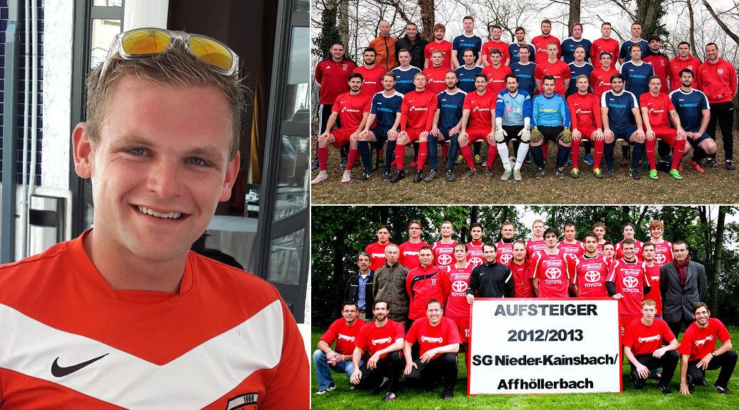 Steffen Klinger leitet die Fußball-Abteilung