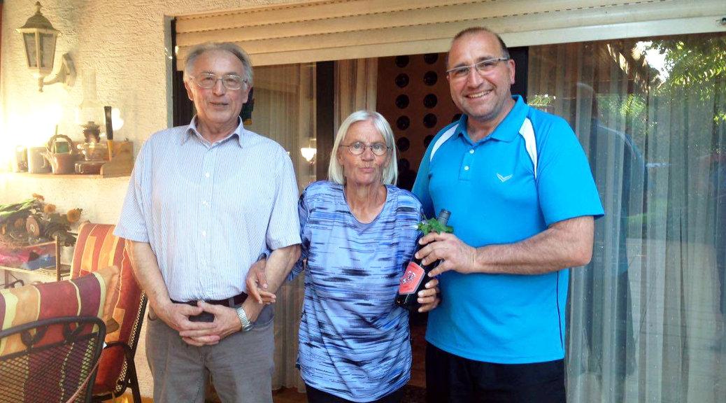 50 Jahre verheiratet – SG sagt herzlichen Glückwunsch