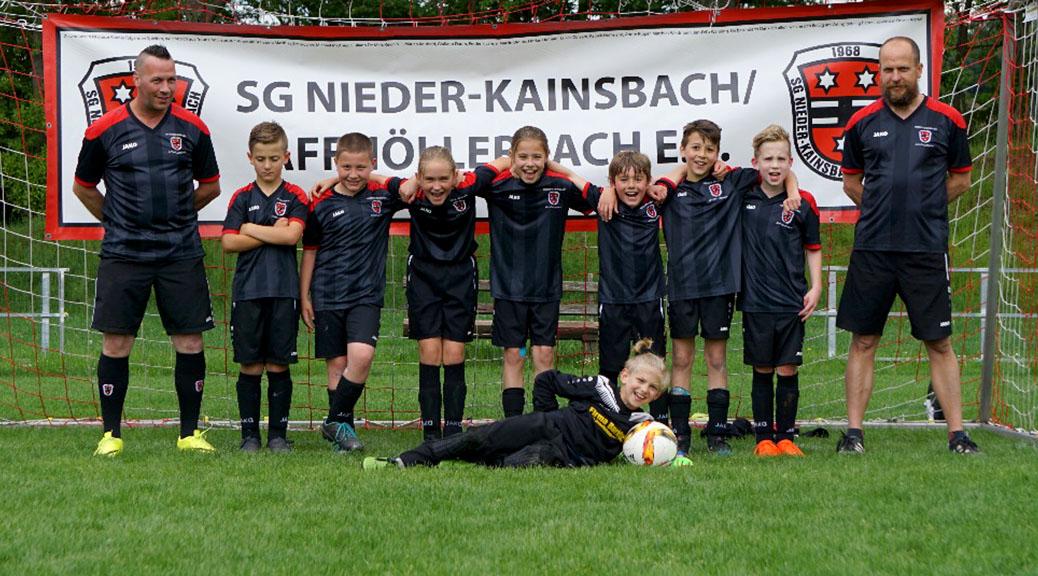 Letztes Saisonspiel der E-Junioren führt zum Meistertitel