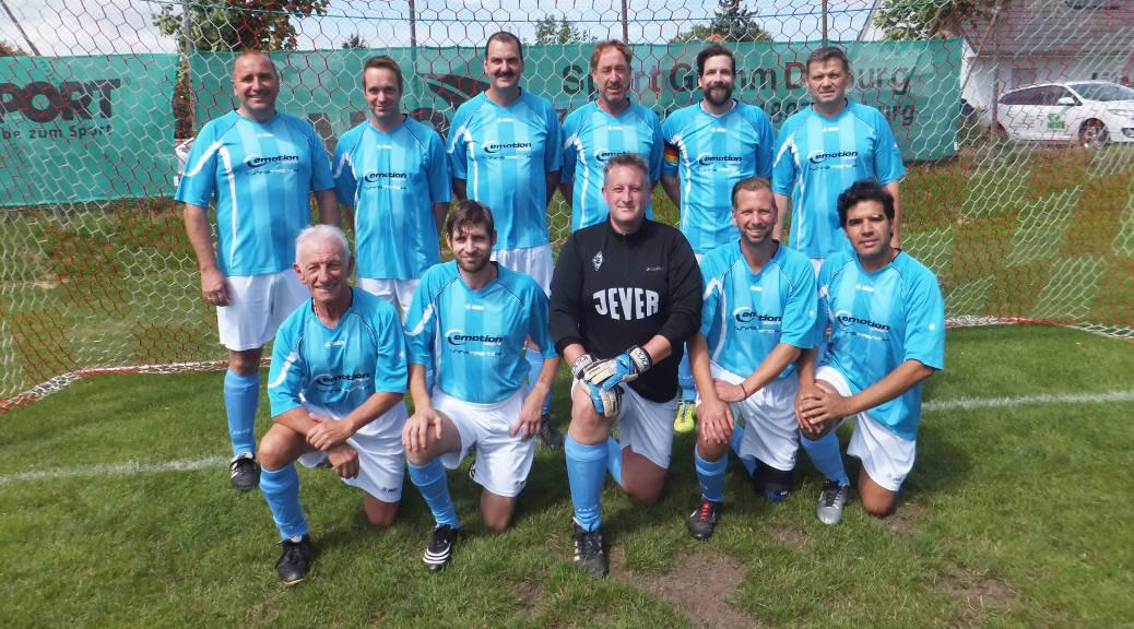 Alte Herren belegen fünften Platz beim Turnier in Lengfeld