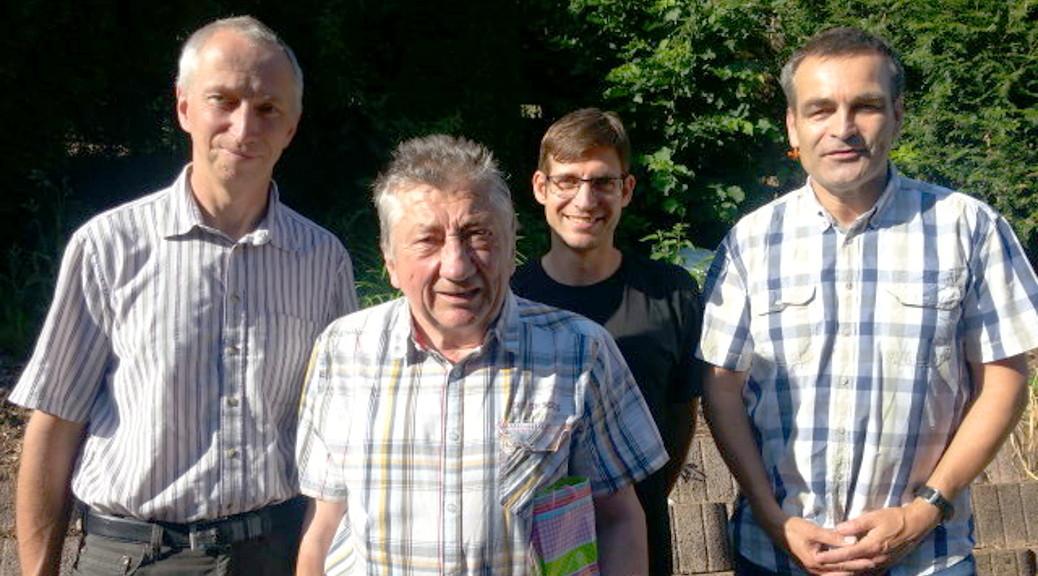 Werner Reeg wird 70