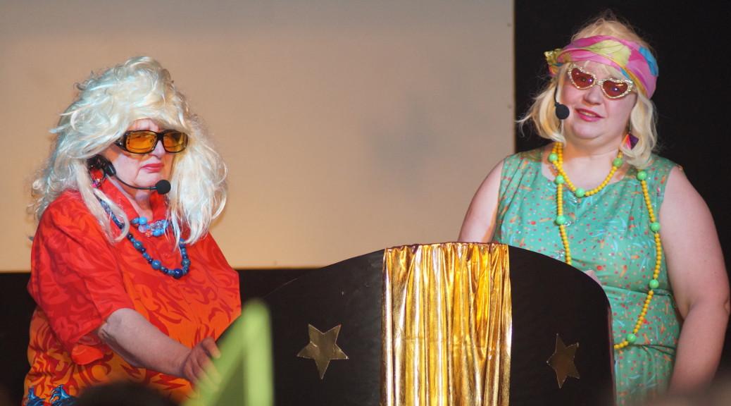 Goldene Zeiten bei der Koischbocher Fastnachtsitzung