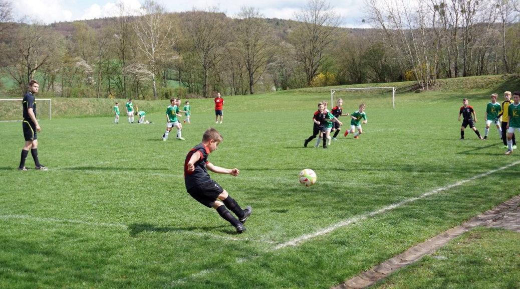 E-Junioren starten mit Spielfreude in die Rückrunde