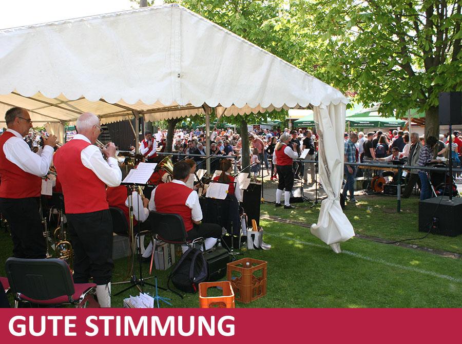 Grillfest und Oldtimer-Treffen am 1. Mai