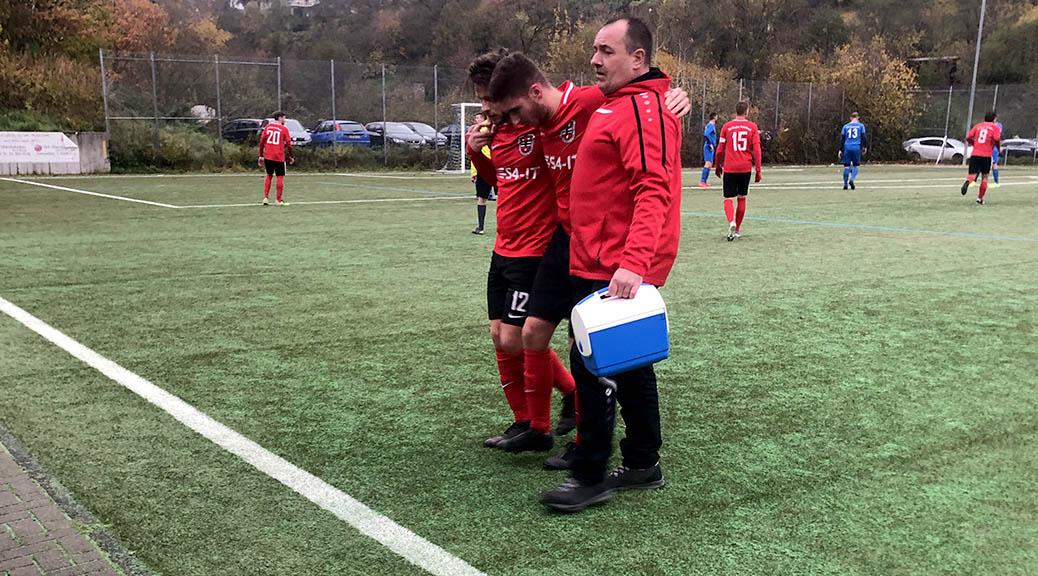 TSV Seckmauern – SG 3:2 (2:2)