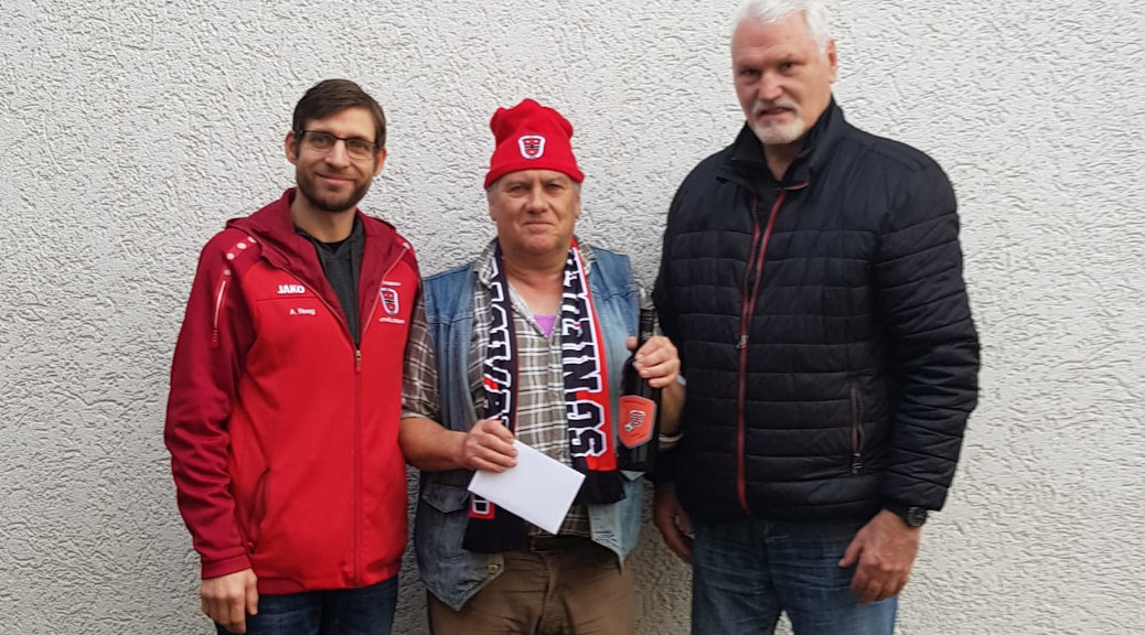 Gründungsmitglied Ludwig Schmahl wird 70