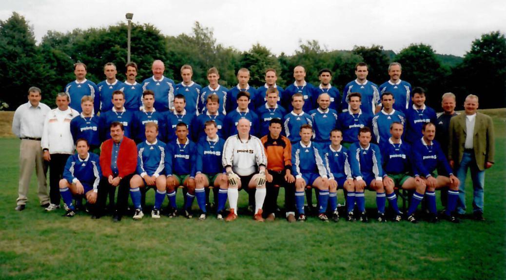 Vor 20 Jahren – SG steigt in die A-Liga auf